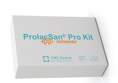 CMS-DENTAL PROLACSAN PRO KIT (15x30 tabletten/5 spuiten)
