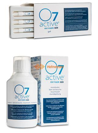ORAL COMPANY O7 ACTIVE PROFESSIE SET (3x spuitjes / 3x mondspoeling 250ml)
