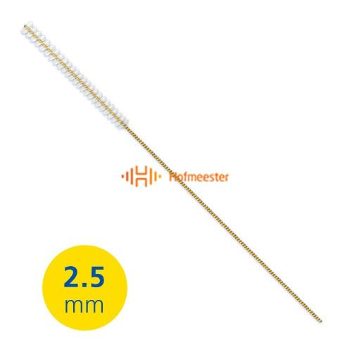 LACTONA EASYDENT COMBI-CLEANER 2,5-5mm TYPE A GEEL (12x5st)