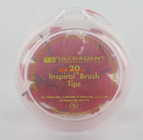 ULTRADENT INSPIRAL BRUSH TIPS NR.UP-710 (20st)