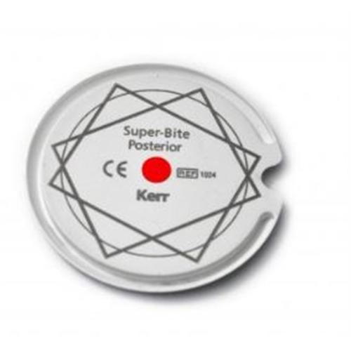 KERRHAWE RONTGENFILM CENTREERHULP SUPER-BITE POSTERIOR NR.1024 (50st)