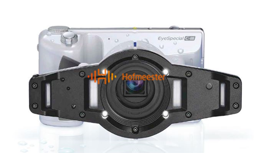 SHOFU EYESPECIAL C-III DIGITALE CAMERA