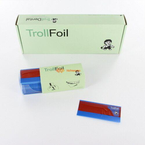 TROLLHATTEPLAST TROLLFOIL ROOD (500st)