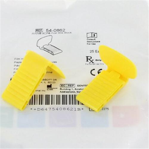 RINN XCP BITE-BLOCKS POSTERIOR GEEL 54-0862 (25st)
