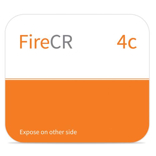 3DISC IMAGING FIRECR RONTGENPLAATJE SIZE 4c (1st)