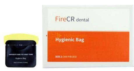 3DISC IMAGING FIRECR HYGENIC BAGS SIZE 2 (300st)