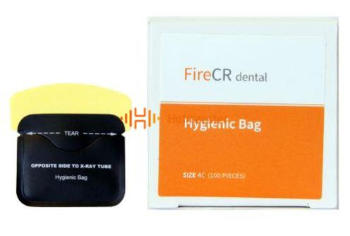 3DISC IMAGING FIRECR HYGENIC BAGS SIZE 4c (100st)