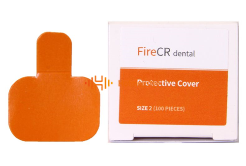3DISC IMAGING FIRECR PROTECTIVE COVERS SIZE 2 (100st)
