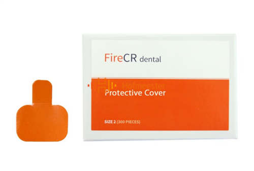 3DISC IMAGING FIRECR PROTECTIVE COVERS SIZE 2 (300st)