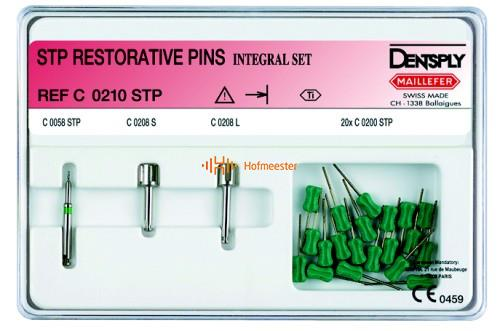 MAILLEFER STP RESTORATIVE PINS INTRO