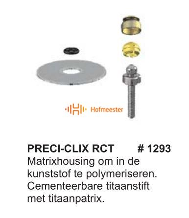 CEKA PRECI CLIX RCT ATTACHMENT 1293 COMPLEET