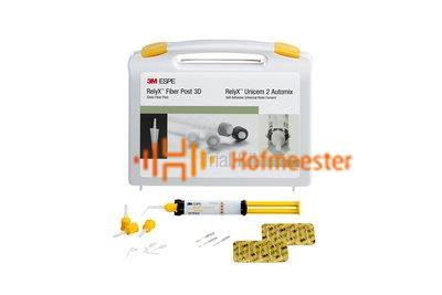 3M ESPE RELYX FIBERPOST 3D TRIAL KIT NR.56958