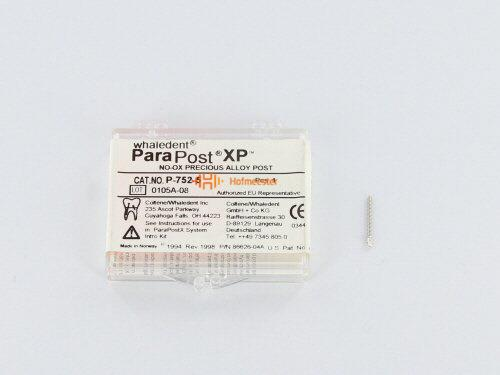 WHALEDENT PARAPOST XP GOLD-POST REFILL P752-5 ROOD (1st)