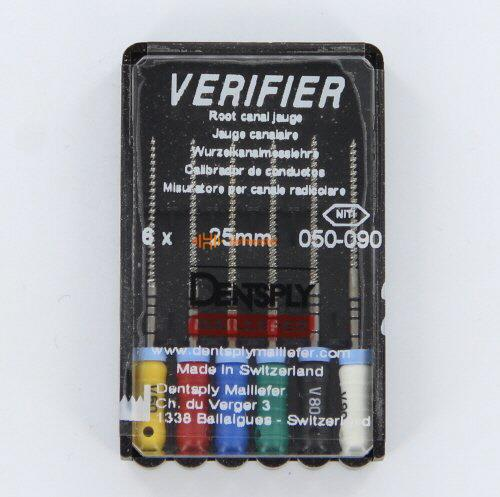MAILLEFER THERMAFIL VERIFIERS ASSORTED 50-90 (6st)
