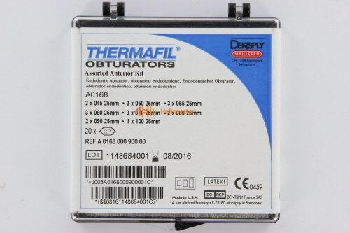MAILLEFER THERMAFIL OBTURATORS ANTERIOR ASSORTIMENT (20st)