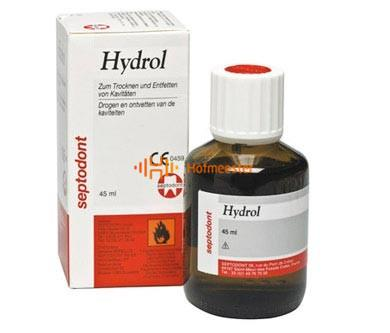 SEPTODONT HYDROL WORTELKANAAL ONTVETTINGSVLOEISTOF (45ml)