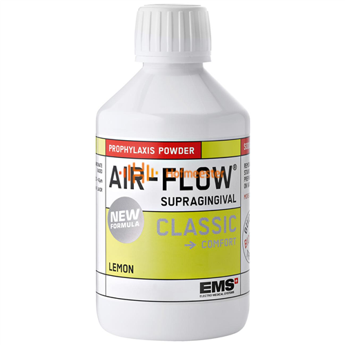 EMS AIRFLOW HANDY PROPHYLAXIS POEDER LEMON (300gr)