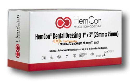 HEMCON DENTAL DRESSING PRO 25x75mm (12st)