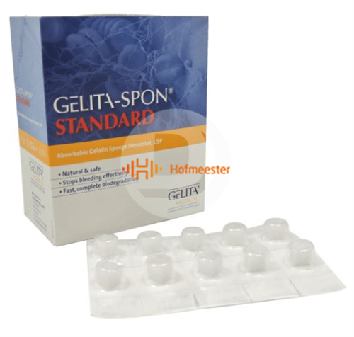GELITA MEDICAL GELITASPON DENTAL (5x10st)
