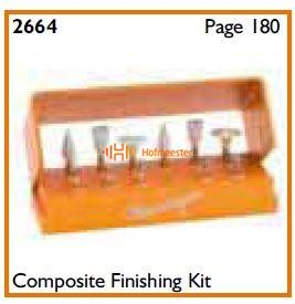 MEISINGER COMPOSIET FINISHING KIT NR.2664