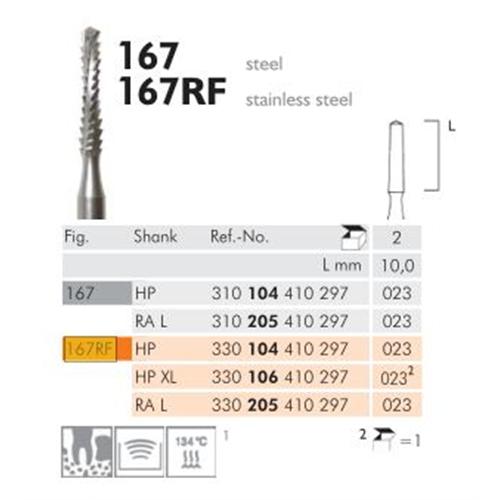 MEISINGER RA-L KNOCHEN FRAIS 167RF023 (2st)