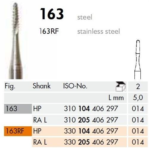 MEISINGER RA-L KNOCHEN FRAIS 163RF014 (2st)