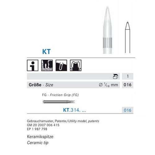 KOMET CERATIP FG KT 016 (1st)