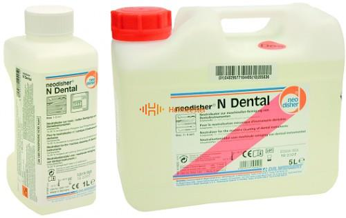 DR. WEIGERT NEODISHER-N DENTAL REFRESH ROOD (5ltr)