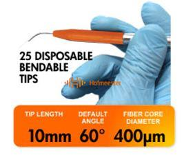 AMD PICASSO BENDABLE TIPS 400micron/10mm (25st)