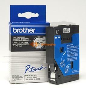 BROTHER P-TOUCH 2000 TAPE STANDAARD NR.TC-291