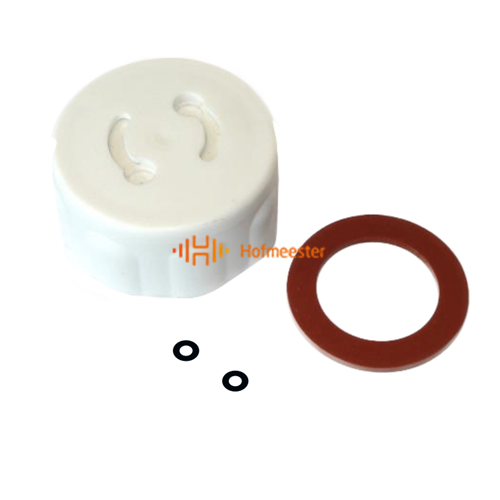 EMS PIEZON MASTER SCREW CAP MET O-RING NR.EQ-080
