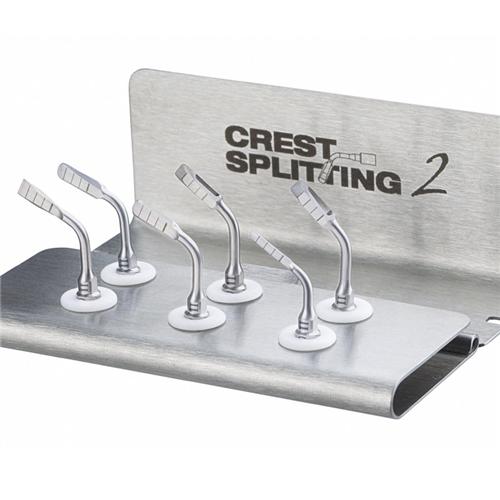 SATELEC CREST SPLITTING KIT tips CS1,CS2,CS3,CS4,CS5,CS6 (tbv Piezotome, Implantcenter 2e generatie)