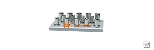 NSK MULTISTAND COMPLEET (14 adapters)