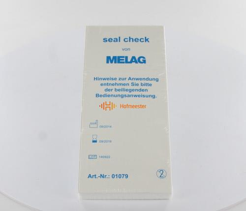 MELAG SEAL CHECK (100st)