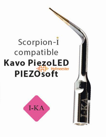 SCORPION-I CLIP IMPLANT CLEANER TIP I-KA KAVO PIEZOLED/PIEZOSOFT