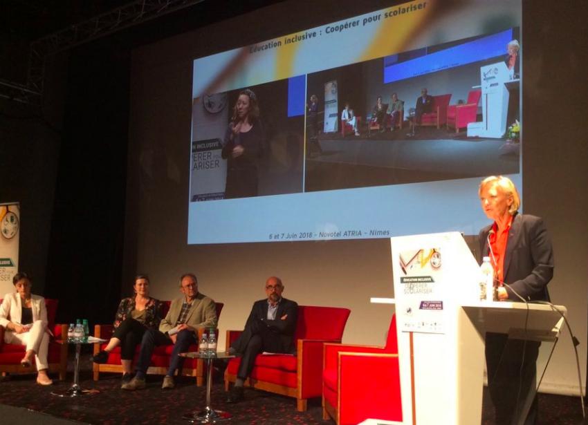 Sophie Cluzel invite  à développer les conventionnements comme en Auvergne-Rhône-Alpes.