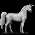 an arab misguided horse
