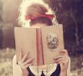 lucka-čtenářka