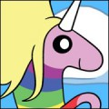 jin jang unicorn ☯