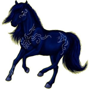 Pegasus-Pony Deutsches Reitpony Falbe