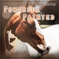 ~powerful painted~
