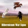hibernicum war equo
