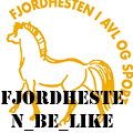 fjordhesten_be_like