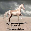 stars of turkmenistan