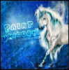 paint unicorn