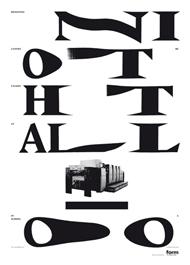 Poster Nr. 16: Ludovic Balland - William Morris