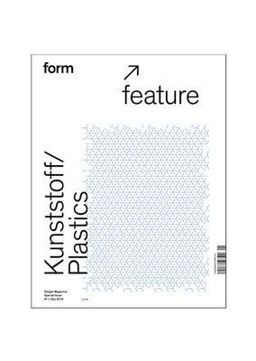 form feature Nº 1 – Kunststoff