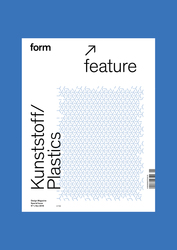 form feature Kunststoff