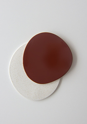 "form Edition #4, ""Stoneware Plates"" by Katrin Greiling, 2017"