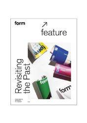 form feature Nº 2 – Revisiting the Past